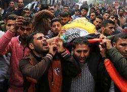 شهيد متأثراً بإصابته وسط قطاع غزة