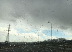 الراصد الجوي : امطار متفرقه و منخفض جوي قادم