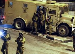 الاحتلال يعتقل شابا ووالدته شرق طولكرم