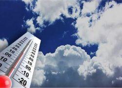الطقس: اجواء حارة