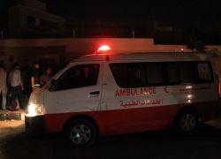 إصابة (5) مواطنين طعناً بالسكين إثر شجار عائلي وقع في حي الشجاعية بمدينة غزة