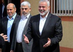 مسؤول اسرائيلي : يجب طرد حماس من هذه الأرض