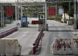 """فتح حاجز """"دي سي او"""" أمام الخارجين من رام الله والبيرة من حملة بطاقة """"VIP"""""""