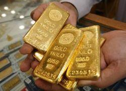 اسعار الذهب ترتفع الى أعلى سعر في أسبوع