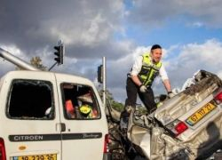 """5 قتلى """"إسرائيليين"""" بحوادث مرور هذا الأسبوع"""