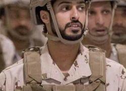 اصابة صهر ولي عهد ابو ظبي في سقوط مروحية باليمن