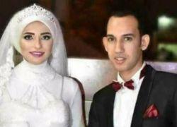 عروس مصرية تفارق الحياة في حفل زفافها