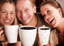 خبر سار لمن يتناول ثلاثة أكواب من القهوة يوميا