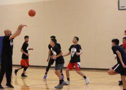 الاتحاد الفلسطيني الأمريكي لكرة السلة يواصل تحضيراته لزيارة فلسطين