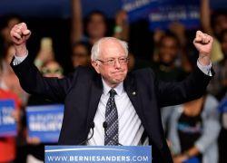 """مرشح الرئاسة الأمريكي يتعهد باقتطاع جزء من المساعدات المقدمة """"لإسرائيل """" وتحويلها لغزة"""