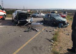 مصرع مواطن واصابة 13 بحادث سير قرب حلحول
