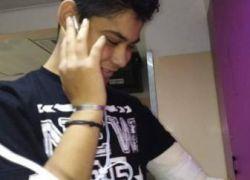 الاحتلال يفرج عن الطفل محمد طقاطقة بعد تردي حالته الصحية
