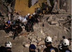 في عملية سرية: الجيش الإسرائيلي يجلي اصحاب الخوذ البيضاء للاردن