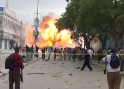 خمسة قتلى حصيلة الهجوم على أحد الفنادق في مقديشو