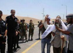 فرنسا تحذر اسرائيل : هدم الخان الاحمر يتعارض مع قرارات مجلس الامن
