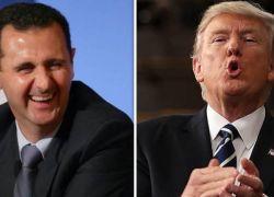 هكذا خطط ترامب لاغتيال بشار الأسد