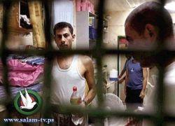 إضراب عن الطعام في سجون الاحتلال اليوم دعما للأسرى القدامى