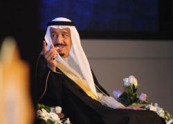 """العاهل السعودي """"ينفض بيته"""""""
