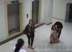 فيديو | حامل تنتحر في المستشفى لسببٍ لا يصدّق!!