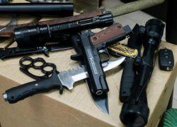 الاحتلال يعلن احباط عملية تهريب أسلحة من الاردن