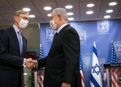 نتنياهو: نواصل العمل على دفع تنفيذ خطة الضم خلال الأيام القادمة