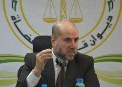 الهباش يحذر: الانتهاكات المستمرة للمسجد الاقصى والحرم الإبراهيمي ستشعل المنطقة