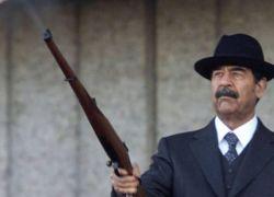 """ازمة بين الجزائر والعراق بسبب الشهيد """"صدام حسين """""""