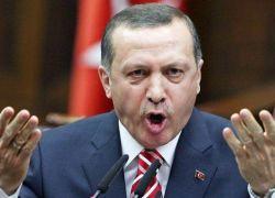 """أردوغان : """"ترامب وضعنا بدائرة نار"""""""