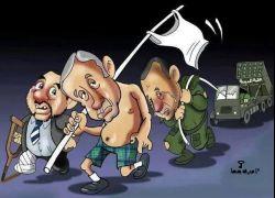 جيش الاحتلال ينسحب من قطاع غزة تحت نيران الصواريخ