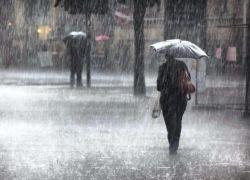 منخفض جوي مصحوب بكتلة هوائية باردة يؤثر على البلاد يوم الأحد