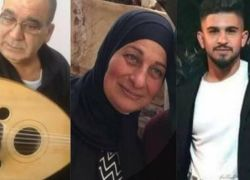 مقتل سيدة فلسطينية اثناء دفاعها عن ابنها