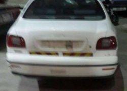 الشرطة تضبط مركبة مزورة تحمل أوراق مركبة قانونية في طولكرم