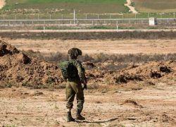 الاحتلال يشيد جدارا جديدا على حدود غزة لمنع عمليات التسلل