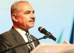 اشتية يشيد بدعم قطر لغزة