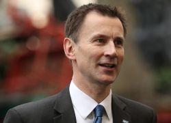 جيريمي هانت وزيراً للخارجية البريطانية خلفاً لجونسون