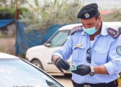 الشرطة: 27 ألف مخالفة بحق غير الملتزمين باجراءات الوقاية من كوورنا