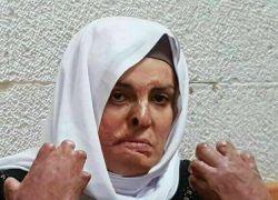 """الأسيرة """"جعابيص """" تطلق صرخة استغاثة لانقاذها وانهاء معاناتها"""