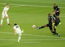 ريال مدريد يصعق العين برباعية ويتوّج بمونديال الأندية