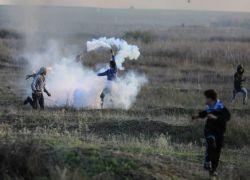 شهيدة وإصابات بالرصاص شرق غزة