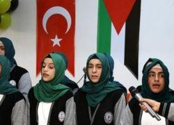 افتتاح أول مدرستان فلسطينيتان في تركيا