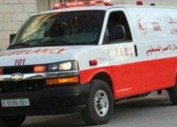 وفاة شاب وإصابة اخر بجروح خطيرة بحادث سير وقع شمال قلقيلية