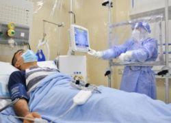وفاة و128 إصابة في غزة خلال 24 ساعة