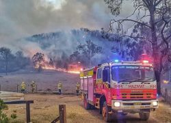 قتلى ومفقودين في حرائق استراليا