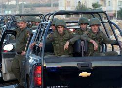 اعتقال 11 شاباً رشقوا الأجهزة الامنية بالحجارة في بلدة سلواد شرق رام الله
