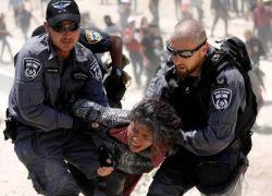 تهديد فلسطيني غير مسبوق بشأن الخان الاحمر