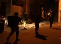 الاحتلال يعتقل 4 مواطنين من قفين شمال طولكرم
