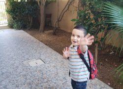 الطفل سعيد... 45 دقيقة درعًا بشريًا أمام جنود الاحتلال