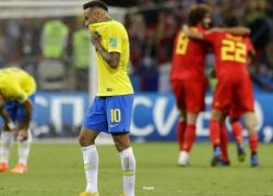 المفاجآت تتواصل: بلجيكا تنهي مشوار البرازيل في المونديال