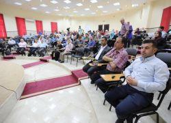 """خضوري تعقد ورشة عمل بعنوان """" الزراعات الاستوائية في فلسطين واقع وافاق للتطور"""" قسم الاعلام"""