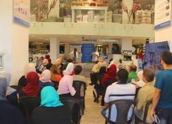 'مسلماني هوم' ينظم يوماً تعريفياً في معرضه بطولكرم